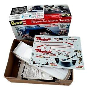 Revell 1/24 Kit # 7491 Raybestos Olds Funny Car